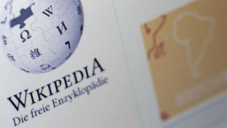 Rassismus-Passagen gelöscht: Wikipedia beschränkt Zugang sächsischer Behörden