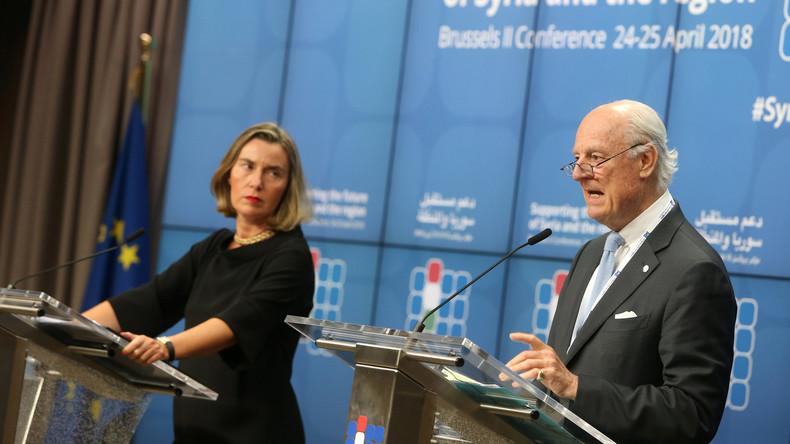 Gegner der syrischen Regierung bilden Gesprächskreis - Deutschland dabei