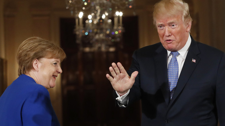 Merkel: Bestehendes Iran-Abkommen reicht nicht aus, um das Atomprogramm einzudämmen