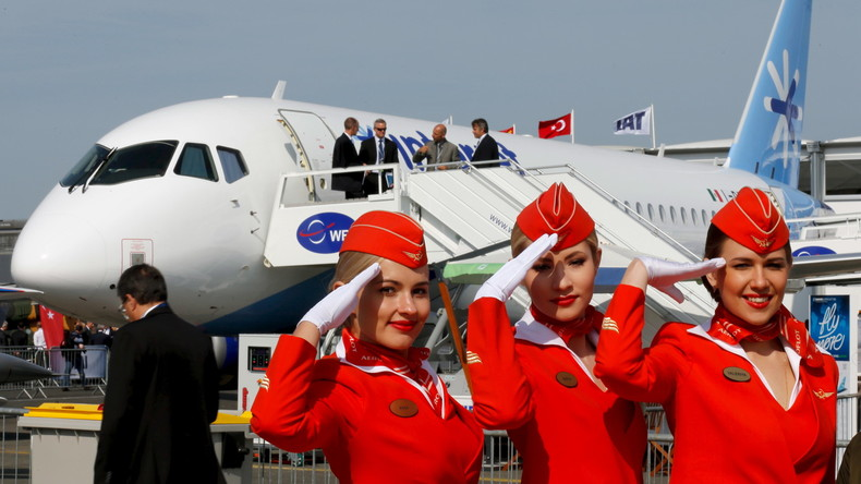 US-Sanktionen greifen nicht: Iran möchte russische Suchoi-Passagierflugzeuge kaufen
