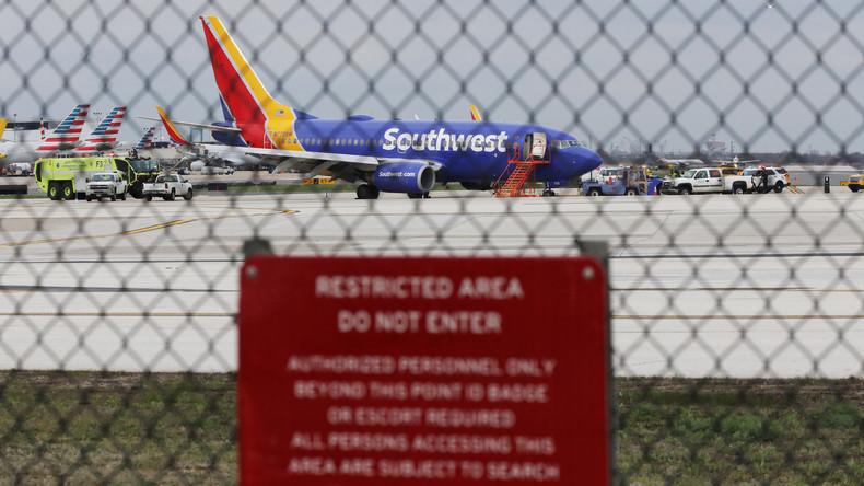 Nach tödlichem Unfall: Passagierin reicht Klage gegen US-Fluglinie ein