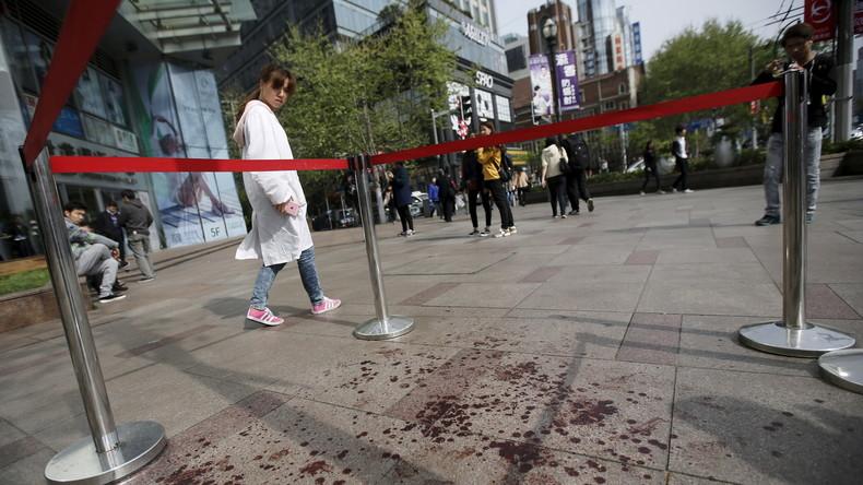 Messerattacke in chinesischer Schule: Zahl der Toten steigt auf neun