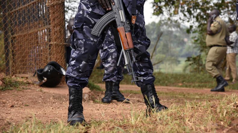 Über 90 entführte Kinder in Uganda befreit