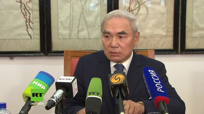 Wir brauchen Fakten statt Schuldzuweisungen - Chinas Gesandter in Syrien zu Duma