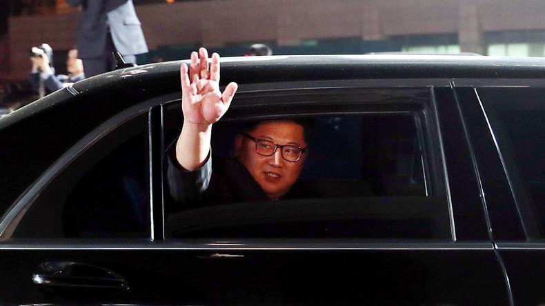 Donald Trump erwartet Treffen mit Kim Jong-un in drei bis vier Wochen