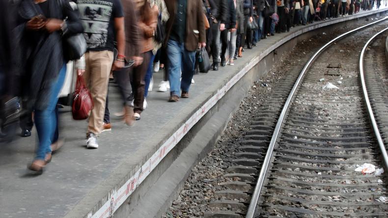 Streik beeinträchtigt wieder Bahnverkehr in Frankreich