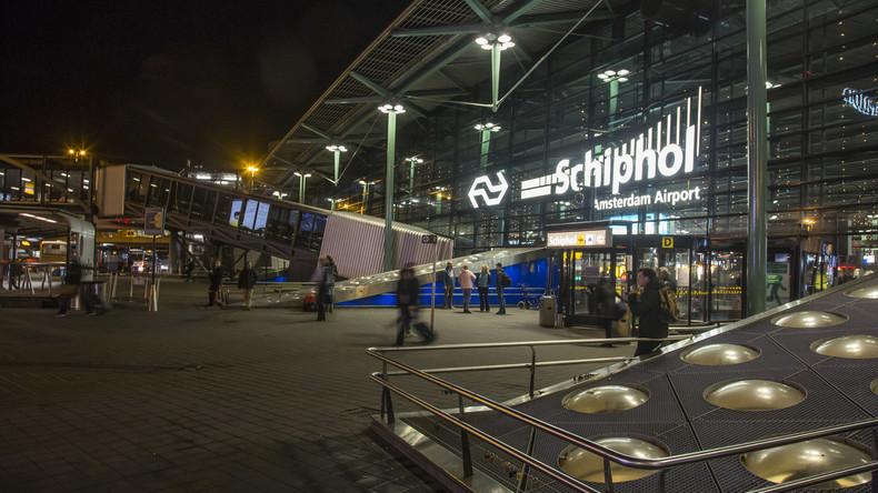 Stromausfall behindert Verkehr auf Amsterdamer Flughafen