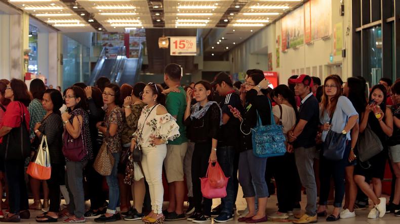 Philippinen fordern Zehntausende Gastarbeiter zur Rückkehr aus Kuwait auf