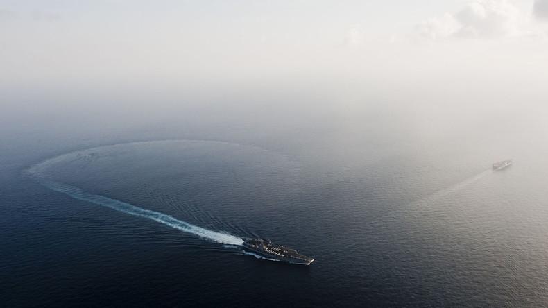 Tauchroboter entdecken nahezu sauerstofffreie Todeszone im Golf von Oman