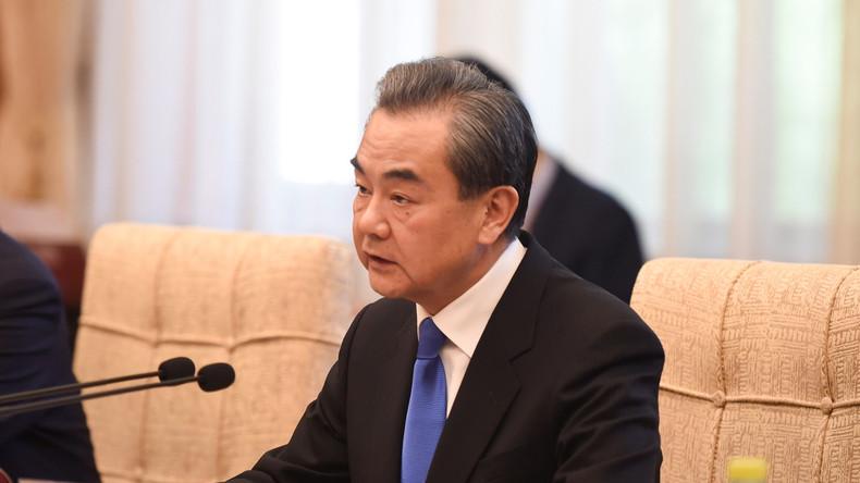Chinas Außenminister besucht Nordkorea