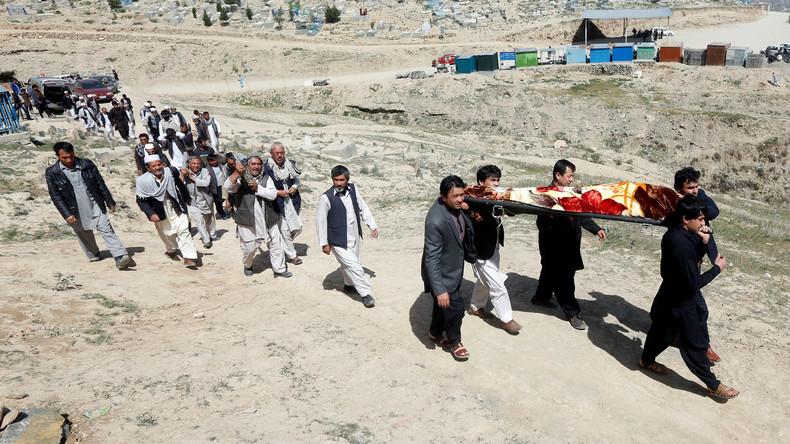 Mindestens sieben Tote bei Anschlägen in Afghanistan