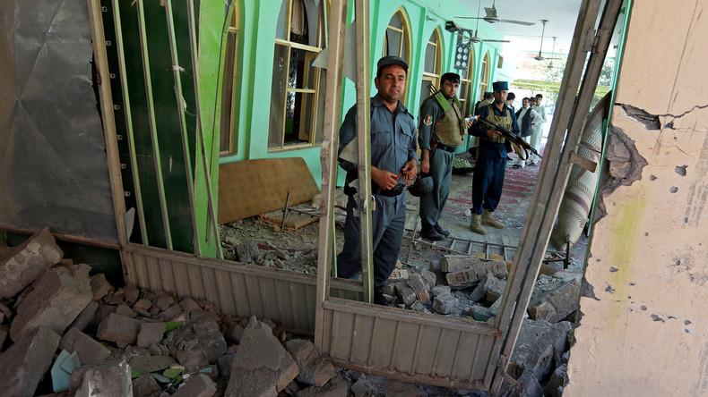 Mindestens elf Menschen bei Angriff auf Militärkonvoi in Afghanistan getötet