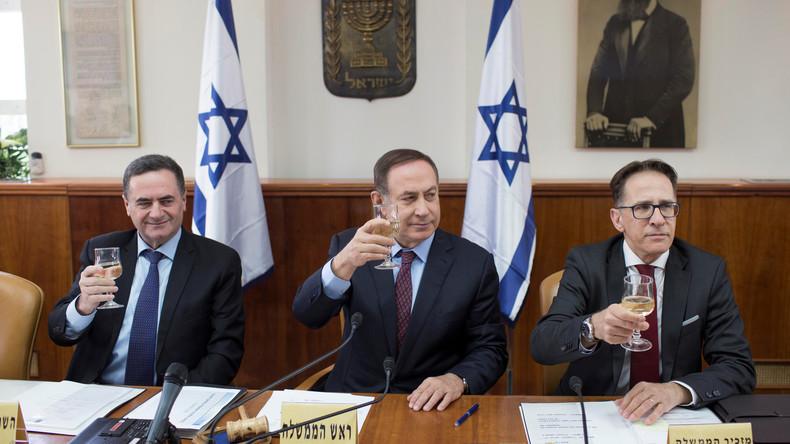 Israels Geheimdienstminister nach Raketenangriff auf Syrien: Iran muss sich zurückziehen, sonst...