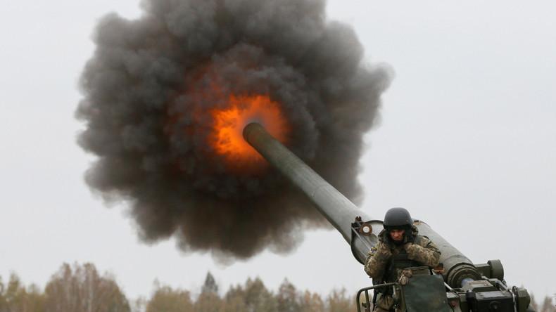 """""""Befreiung von Krim und Donbass"""" - Kiew verkündet neue Phase im """"Kampf gegen russische Aggression"""""""