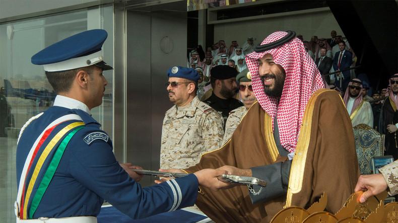 Lobbyismus wirkt: Auswärtiges Amt stimmt bizarren Lobgesang auf saudischen Kronprinzen an