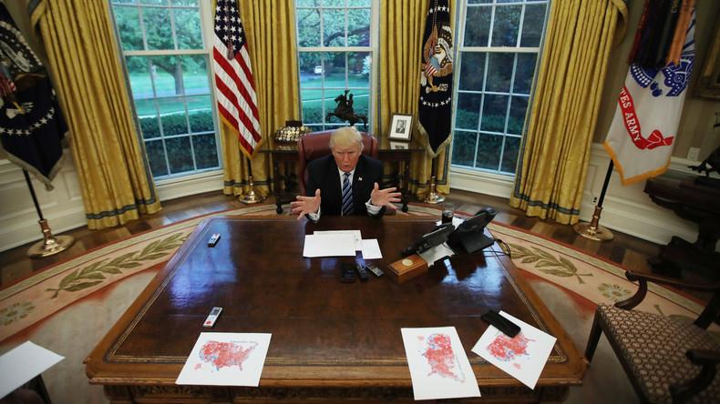 Zittern in Brüssel: Trump unterzeichnet neue Proklamation zu Zöllen