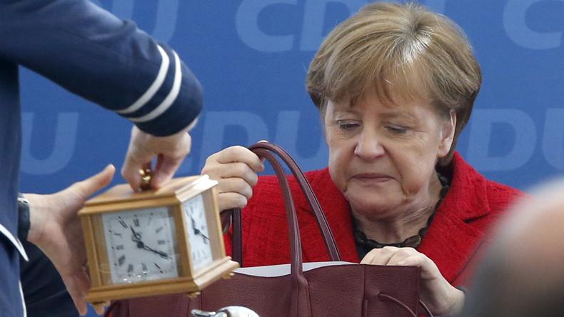 Von der Weltkanzlerin zur Randnotiz – Angela Merkels Stern rapide im Sinken begriffen