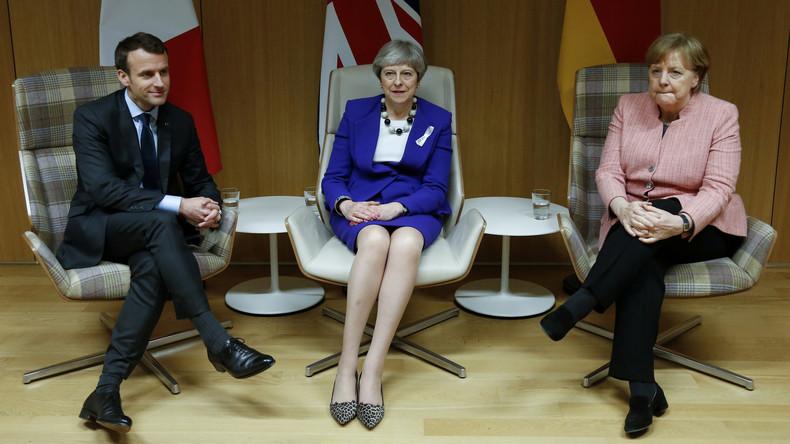 Nach Druck von Trump: Europa bereit für Neuverhandlung von Iran-Deal
