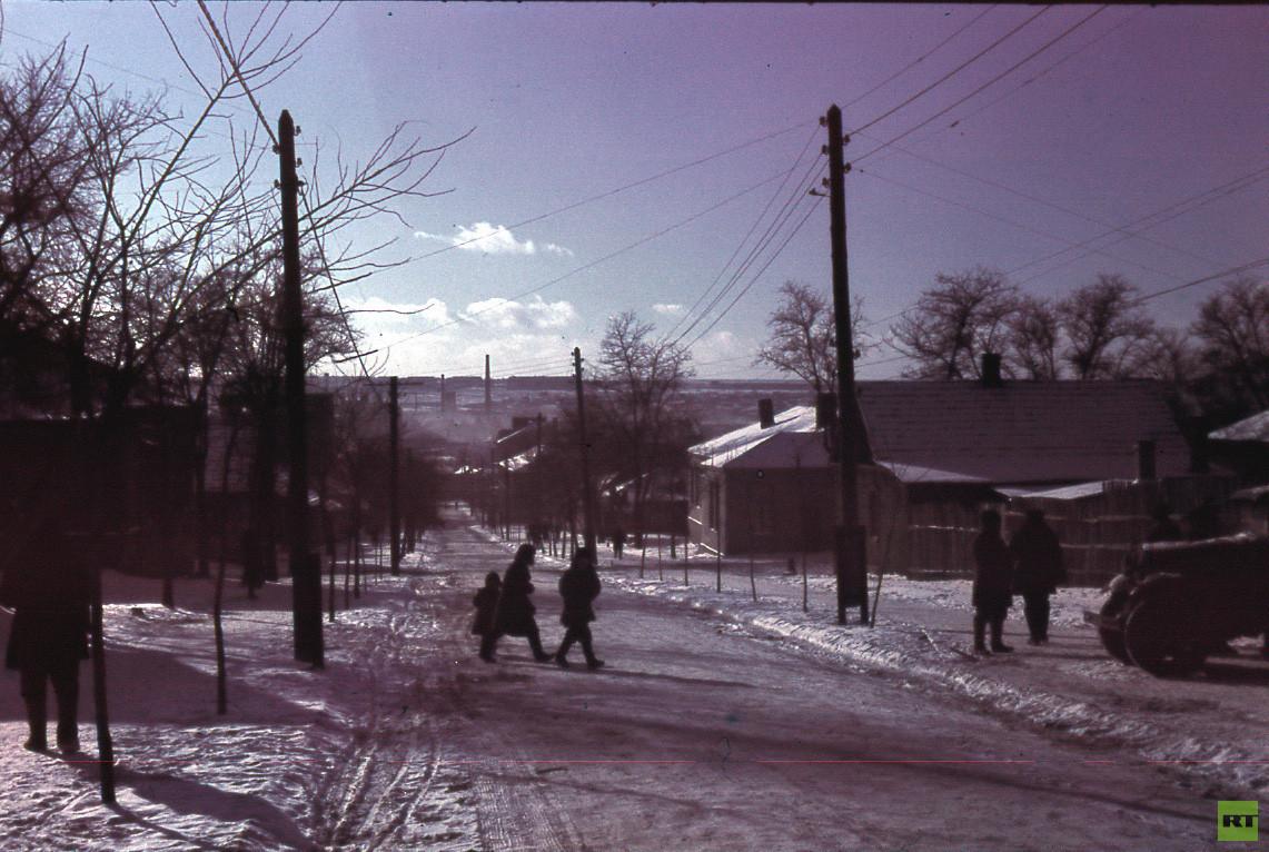 Neue Eiszeit und eine Welt in Trümmern – Teil VII: Besuch im Donbass