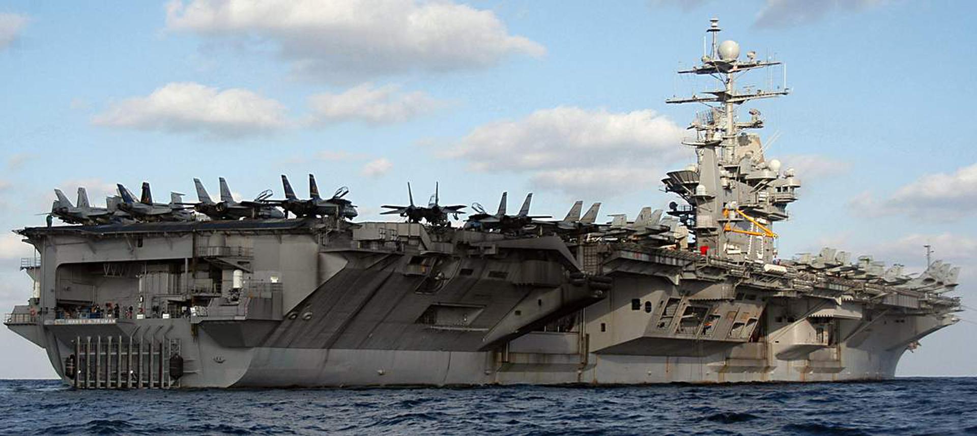Syrien-Krise: Wieso begleitet eine deutsche Fregatte das US-Kampfgeschwader nach Nahost?