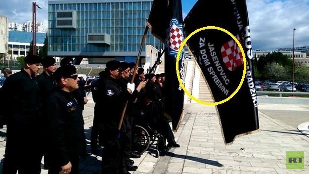 Kroatien: Faschisten huldigen öffentlich NS-Marionettenstaat - Zagreb und Brüssel schauen weg