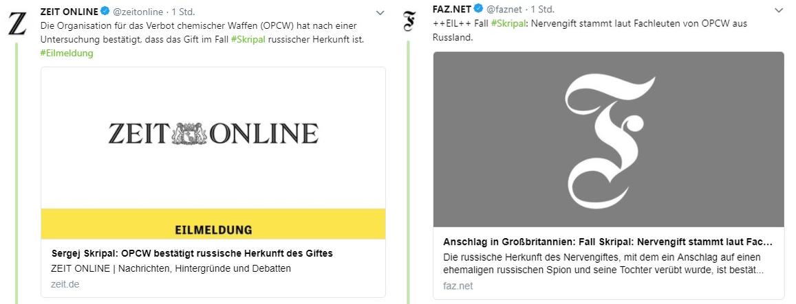 Skripal und die Fake-News-Phalanx: Die OPCW und das große Zurückrudern der Leitmedien