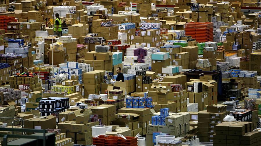 Stressige Arbeit: Amazon-Mitarbeiter machen keine Pause und urinieren in Flaschen