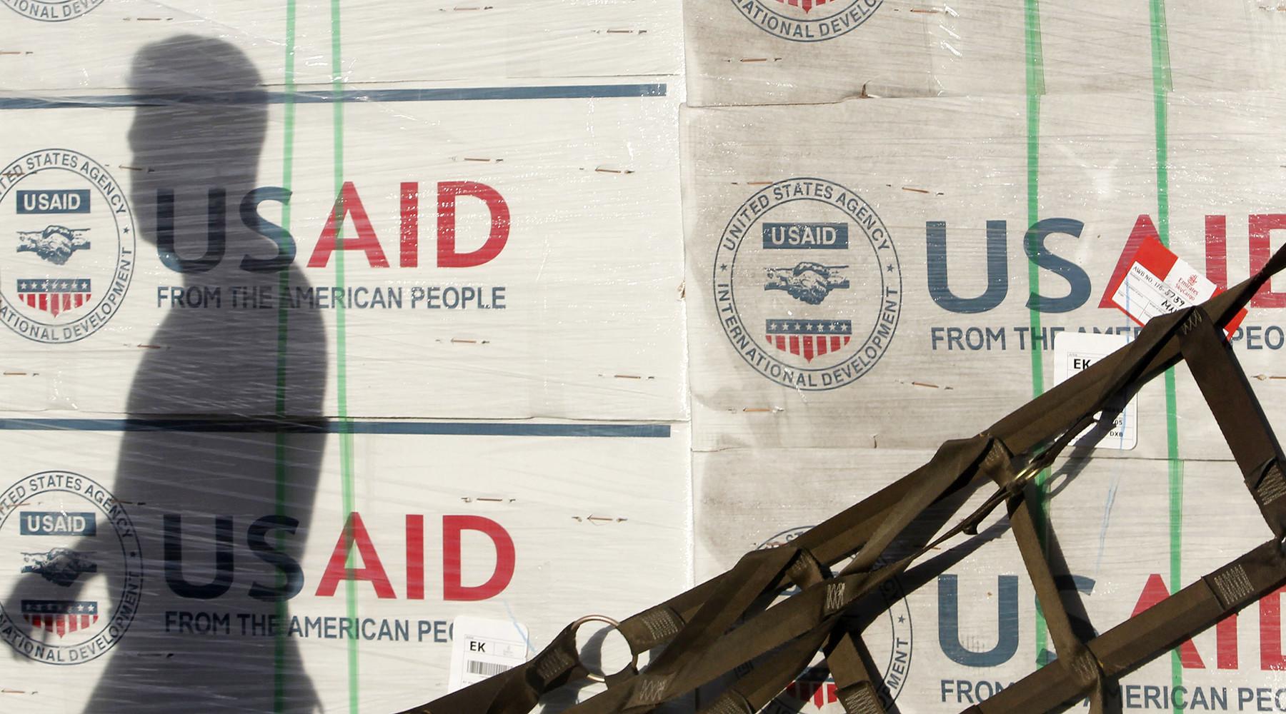 """USA planen bis zu 65 Millionen US-Dollar für """"Neuformatierung"""" des Donbass"""