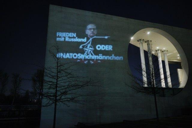 """Gegen Völkerrecht und Meinungsfreiheit: Wie Heiko Maas sich erneut zum """"NATO-Strichmännchen"""" macht"""