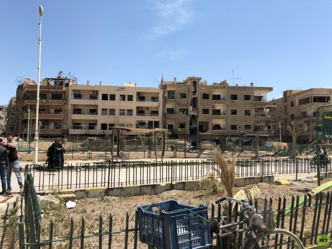 Duma in Syrien: Chronologie eines angeblichen Chemiewaffeneinsatzes