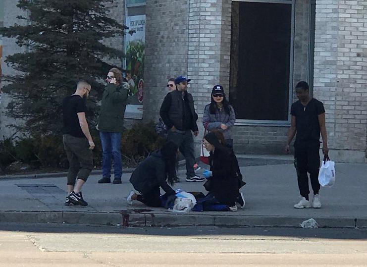 Bilder, Videos und Augenzeugenberichte aus Toronto