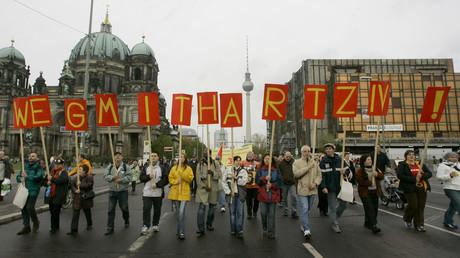 Wer glaubt, dass die SPD Hartz IV abschaffen will, sollte genau hingucken.