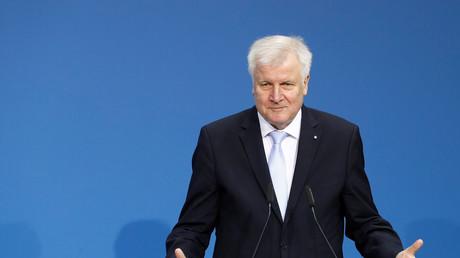 Horst Seehofer, Berlin, Deutschland, 12. März 2018.