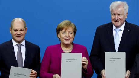 Der Koalitionsvertrag zwischen SPD, CDU und CSU wurde am 12. März der Presse präsentiert. Jetzt schon gibt es einen koalitionsinternen Streit über den Familiennachzug für Flüchtlinge mit eingeschränkten Schutzstatus, was im Vertrag vereinbart wurde.