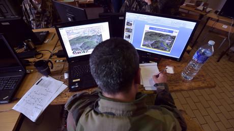 Hessische Polizei stellt neue Analysesoftware zur Terrorabwehr auf den Prüfstand (Symbolbild)