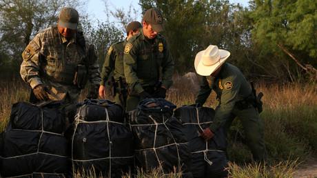 US-Bundesstaaten Arizona und Texas schicken Nationalgardisten an Grenze zu Mexiko (Archivbild)