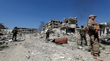 UN-Organisationen können mutmaßlichen Giftgaseinsatz in Syrien nicht verifizieren