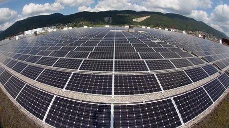 Ökostrom: Solaranlagen gewinnen Kostenwettbewerb gegen Windräder