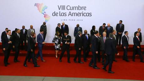 Amerikanische Regierungschefs verpflichten sich zu Kampf gegen Korruption