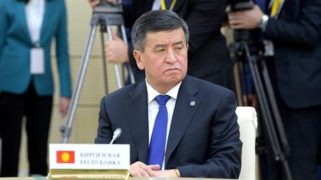 Kirgisischer Präsident löst Regierung nach Misstrauensvotum auf