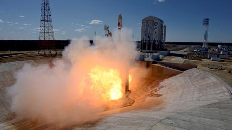 Mit Gegensanktionen im Bereich der Raketentechnik könnte Russland den USA Schwierigkeiten bereiten.