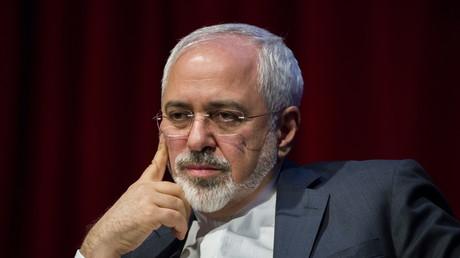 Der iranische Außenminister Dschawad Sarif, New York, USA, 29. April 2015.