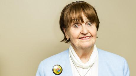 Caroline Cox. Baroness Cox ist eine britische Politikerin und Life Peeress im House of Lords.