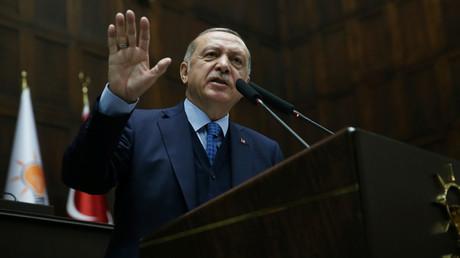 Setzt alle Hebel in Bewegung, um bei den Wahlen wieder als Sieger vom Feld zu gehen: Recep Tayyip Erdoğan.