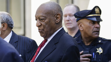 Erstes #MeToo-Urteil gegen Hollywoodgröße: Entertainer Bill Cosby schuldig gesprochen
