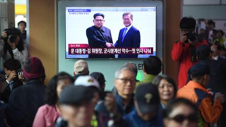 Nordkoreanische Staatsmedien bekräftigen Ziel atomarer Abrüstung