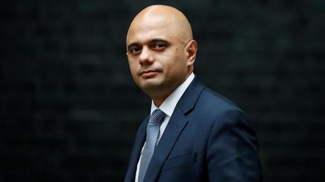 Sajid Javid wird neuer Innenminister Großbritanniens