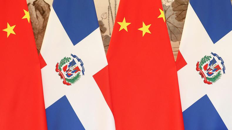 Dominikanische Republik nimmt diplomatische Beziehungen zu Volksrepublik China auf