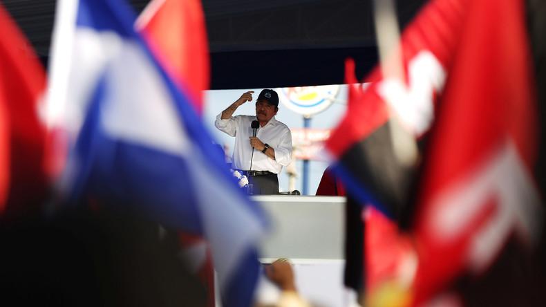 Nicaraguas Präsident zeigt sich nach blutigen Protesten gesprächsbereit