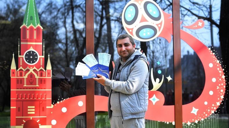 Studie: FIFA-WM bringt russischer Wirtschaft spürbares Wachstum